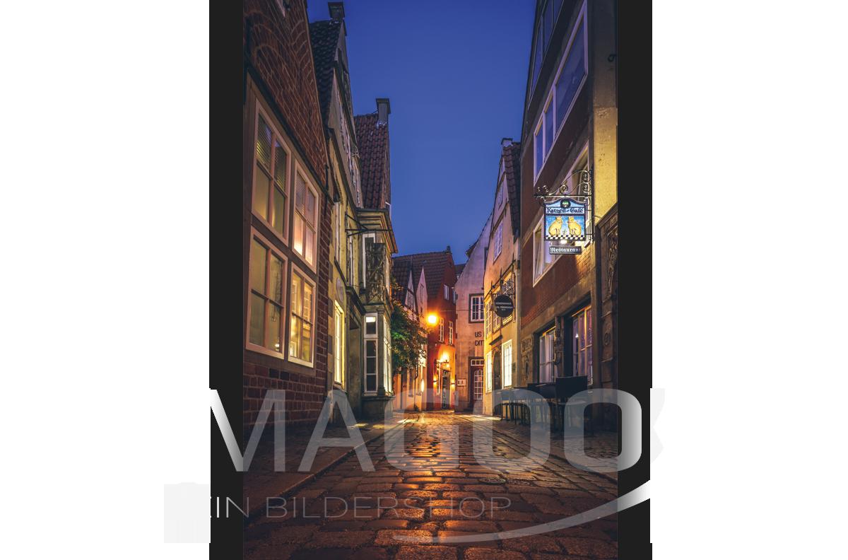 101079 – Bremen – Schnoor