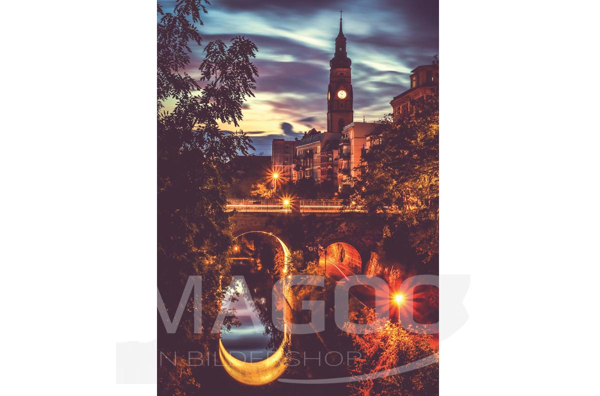 101111 – Abendstimmung am Karl-Heine-Kanal
